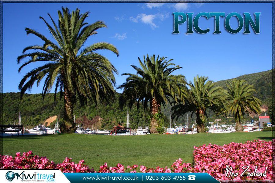 Picton, New Zealand:  |    #Picton is a #town in the #Marlborough Region of New Zealand's #South #Island. The town is located near the head of the #Queen #Charlotte #Sound, 25 km north of #Blenheim and 65 km #west of #Wellington.  |    Source: https://en.wikipedia.org/wiki/Picton,_New_Zealand  |    #marlboroughregion #southisland #beautiful #flights #travel #NZ #kiwitravel #flightstonewzealand  |    New Zealand #travelexperts: www.kiwitravel.co.uk