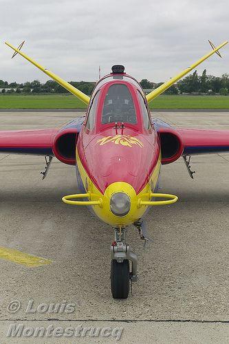 Le Bourget 2013 Fuga Magister  1