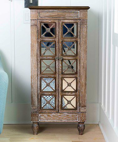 Celene Jewelry Armoire Hives & Honey | Jewelry armoire ...