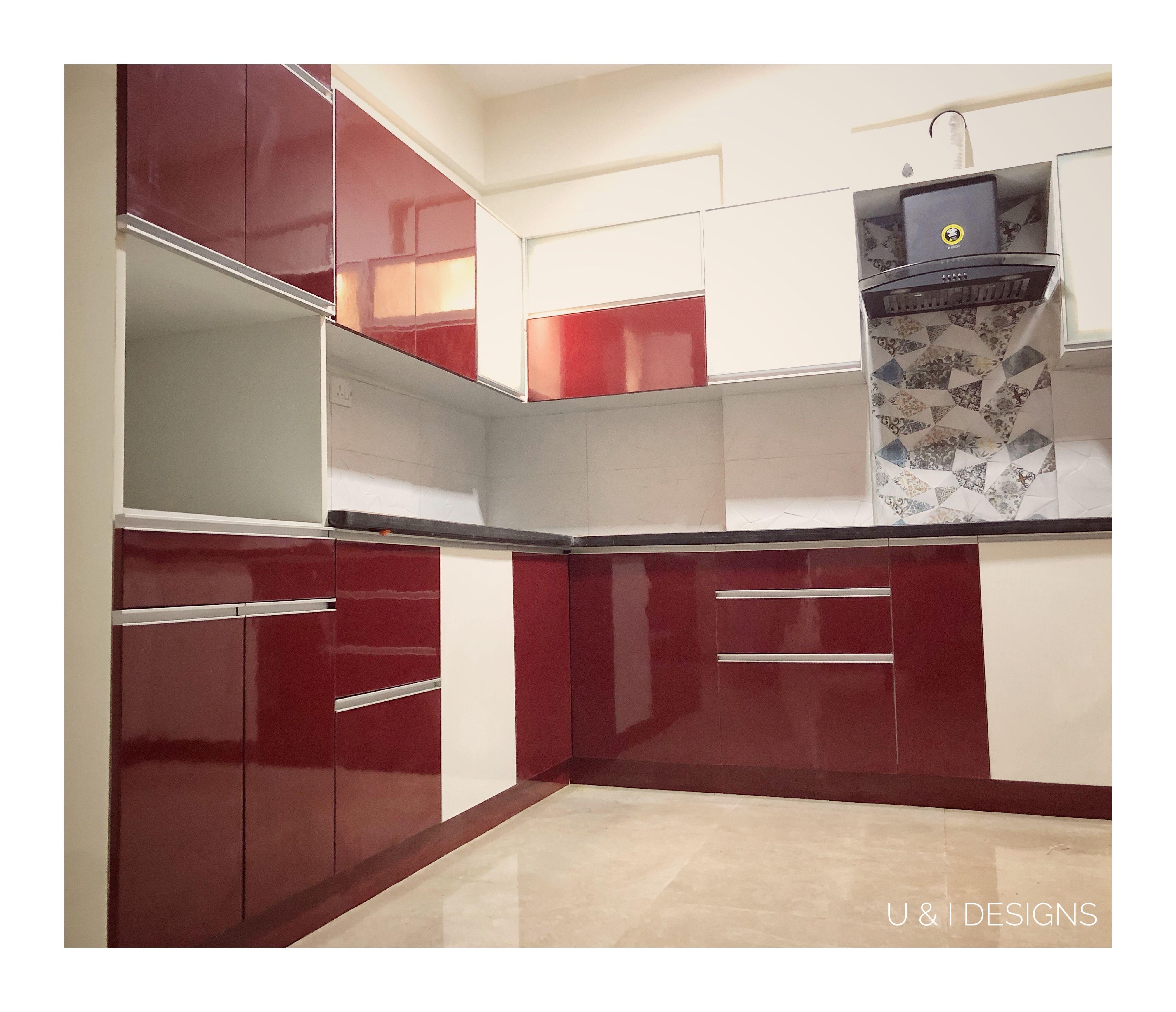 Ms Smita S Residence Whitefield Modern Kitchen Design Kitchen Modern Kitchen