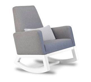 Joya Rocker Chair   Modern Nursery Furniture By Monte Design