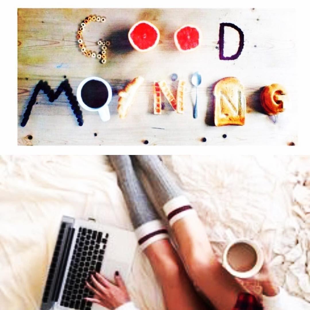 Good Morning World! Make it a good one & don't forget the coffee ;) #goodmorning #fashionista #coffeequeen #positiveenergy