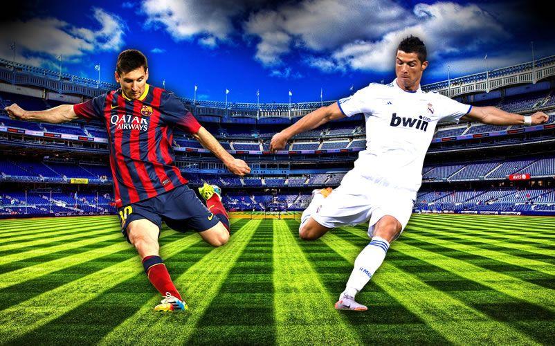 Messi Vs Cristiano Ronaldo 912970797421