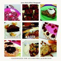 Kedelige kager - nej tak! - kagebogen for allergiske slikmunde af Anne-Marie Illum Thougaard (E-bog) - køb hos SAXO.com