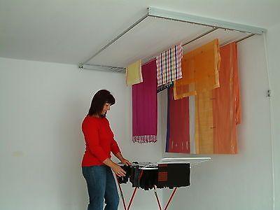 details zu schvink c deckentrockner w sche w schest nder. Black Bedroom Furniture Sets. Home Design Ideas