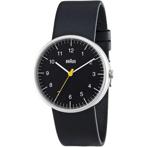 Braun Watch - BN0021 - Black