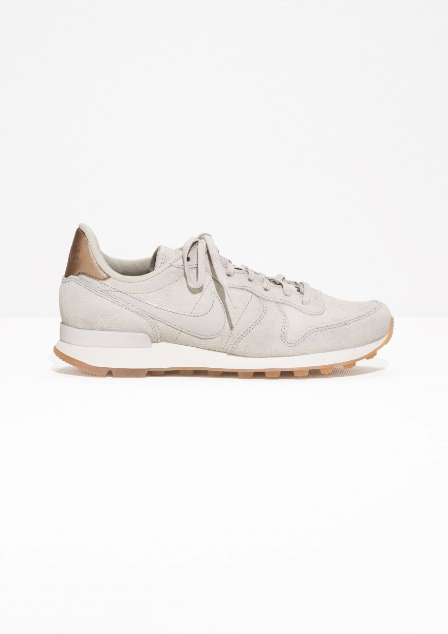 promo code 6d678 8a6e9 Other Stories   Nike Internationalist Prm light grey