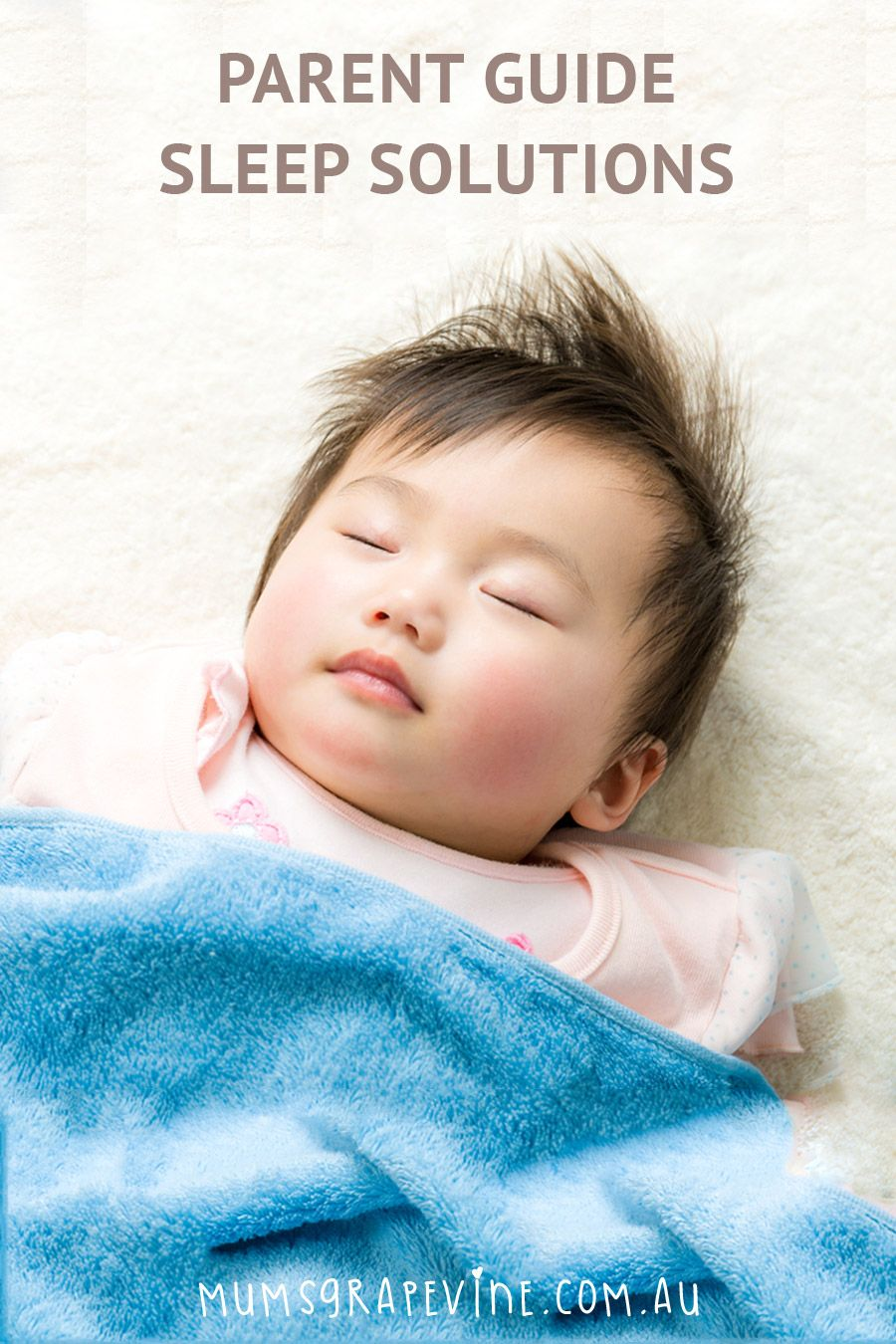 Everything you need to know about baby and kids sleeping