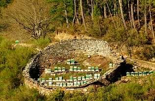 Alvariza de Río de Bois, no concello da Pobra do Brollón (Lugo)