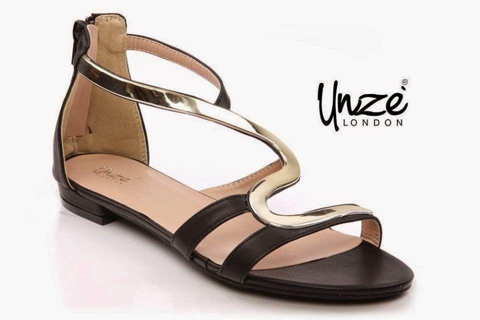 c70d98d97 Unze London Summer Wear Shoes Collection 2015