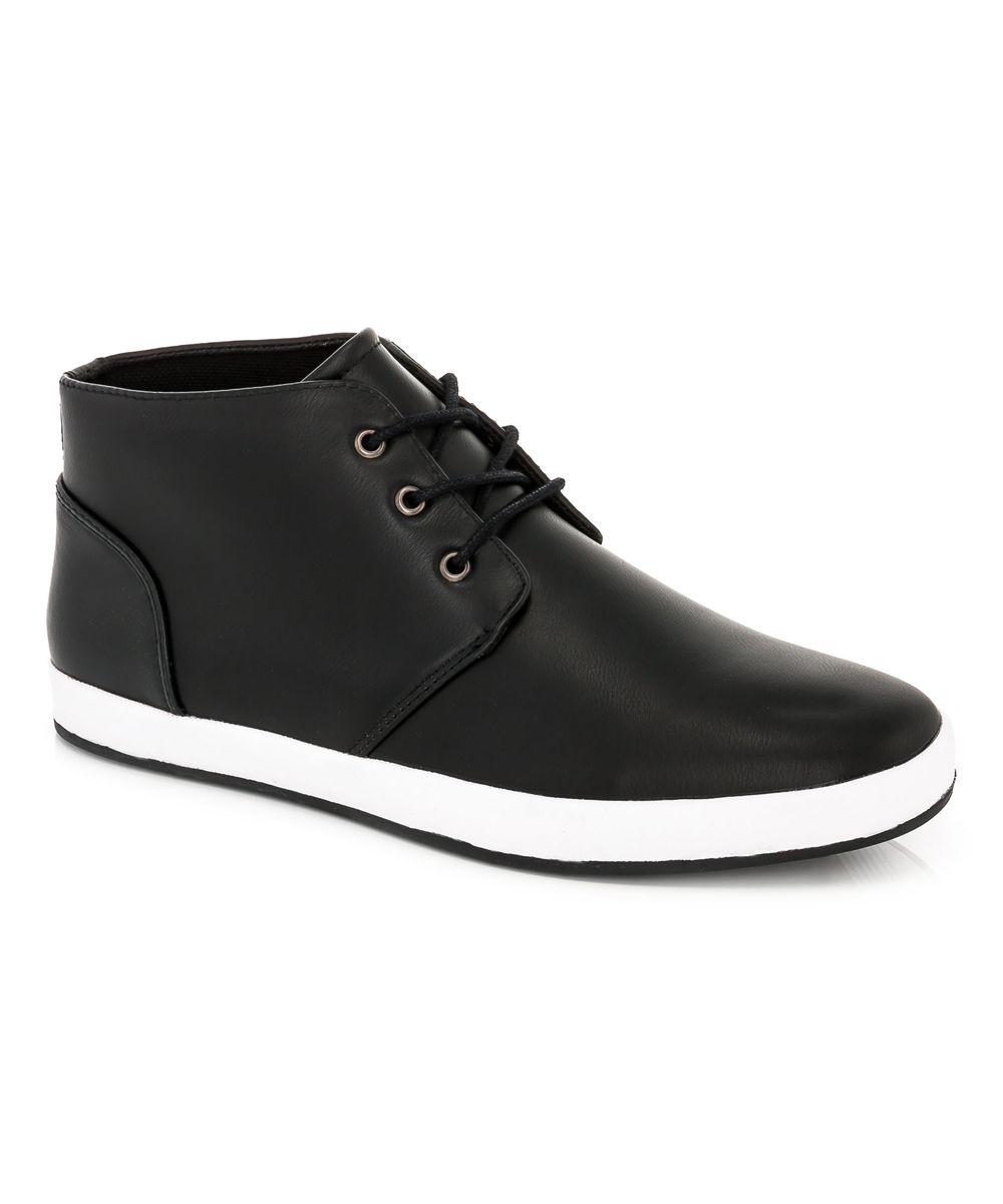 Black Edward 2 Sneaker