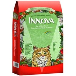 Innova Cat And Kitten Formula Is Available In 6lb And 15lb Bags