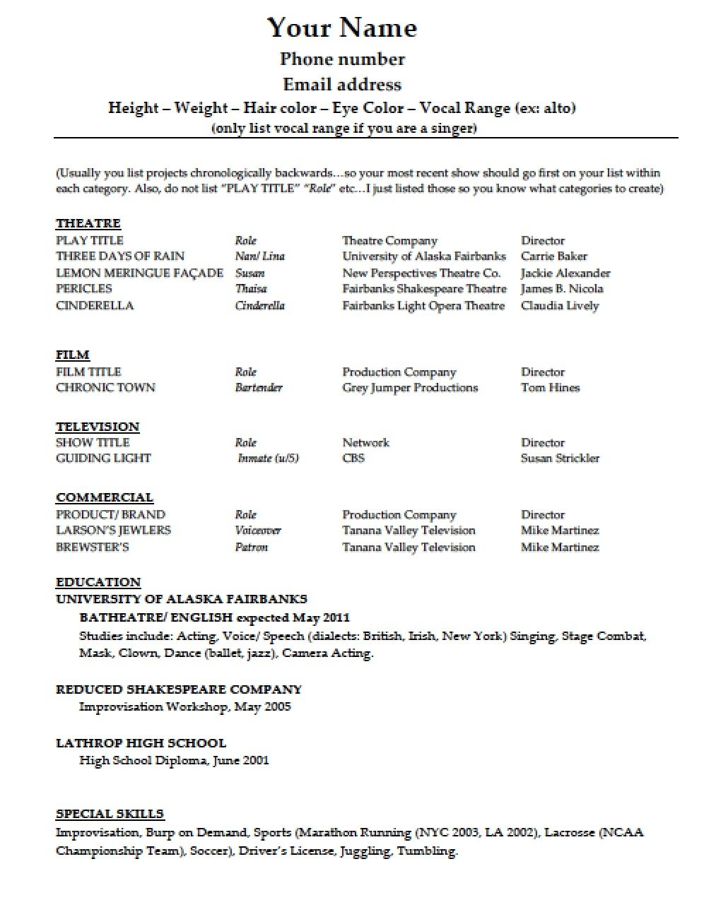 polaris office resume templates free example and writing wordpad