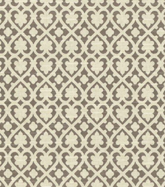 Home Decor Print Fabric-  Waverly Soul Mate Pumice