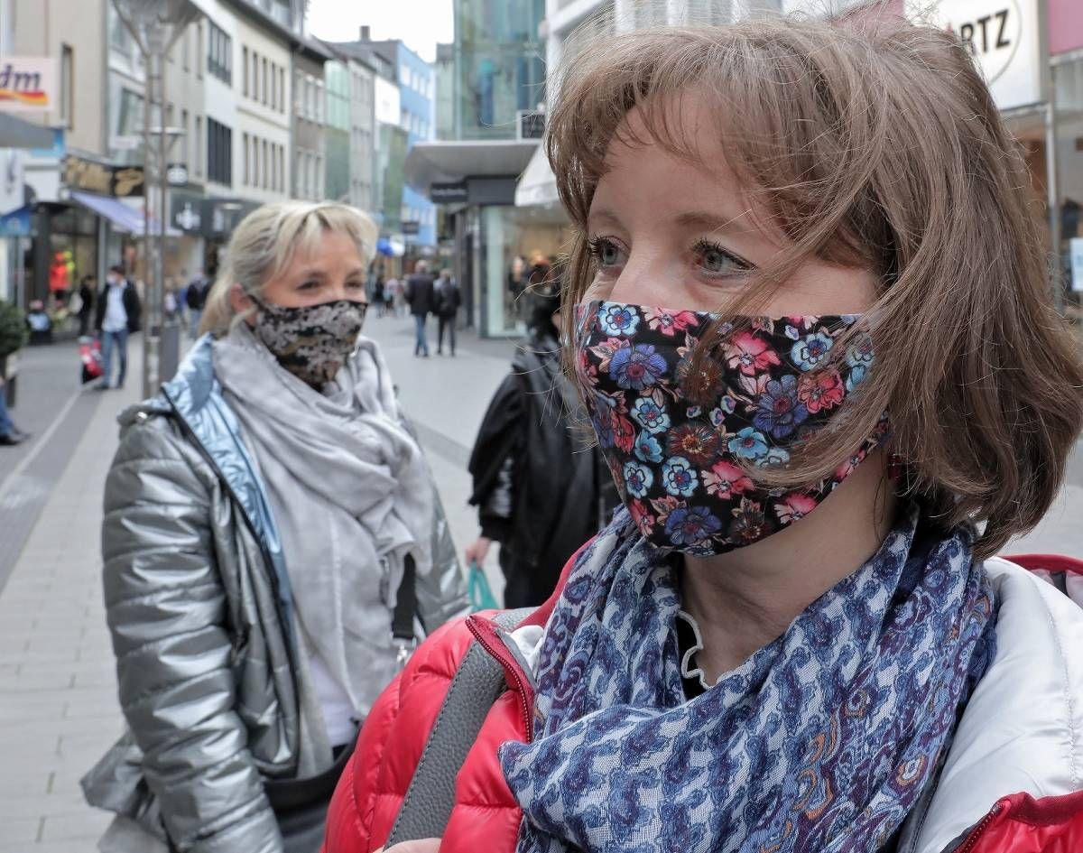 Die Situation Lasst Nichts Anderes Zu Masken Umfrage Pflicht