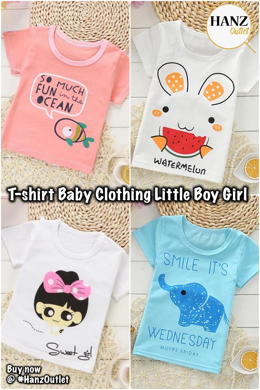 83671ac21 Fun Orange Children s T shirt Boys T-shirt Baby Clothing Little Boy ...