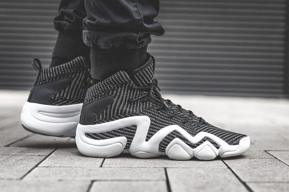 Adidas Crazy 8 ADV PK Prime Knit Basketball Shoes Men's Size ...