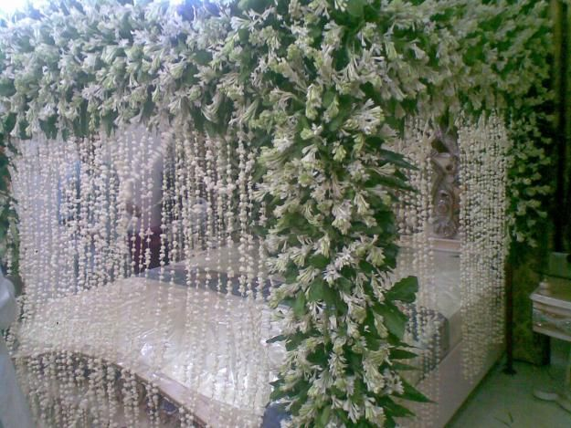 Romantic Bedroom Decoration Ideas For Wedding Night Is One Of The