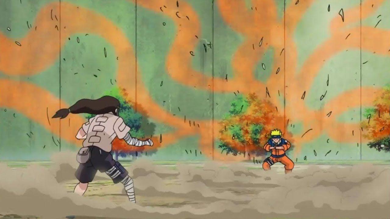Naruto Vs Neji Byakugan Contra Jinchuriki Batalla Completa Audio Latino Hd Naruto Vs Naruto Anime Naruto