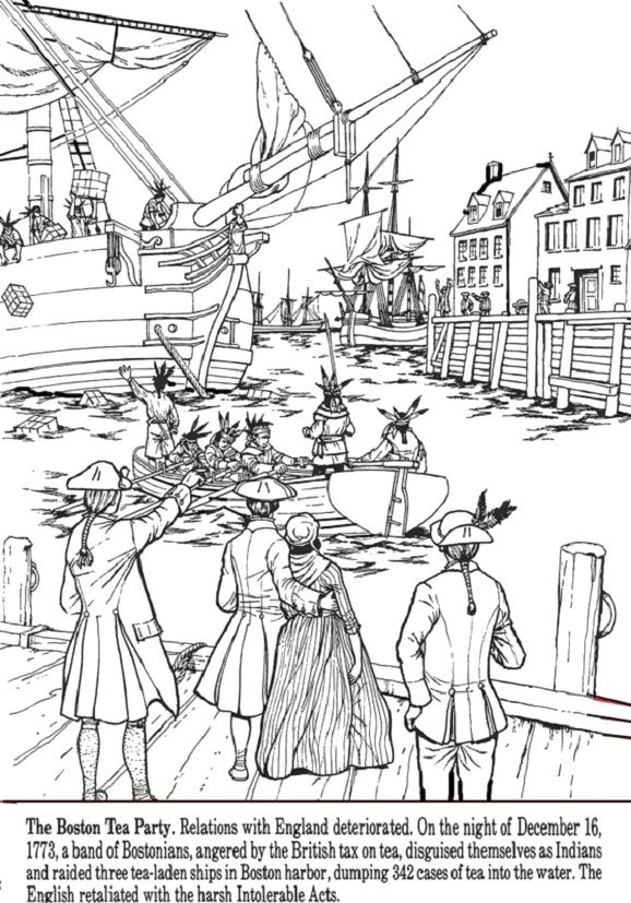 Activity Paul Revere Coloring Pages teaching stuff Pinterest - new coloring pages of the nina pinta santa maria