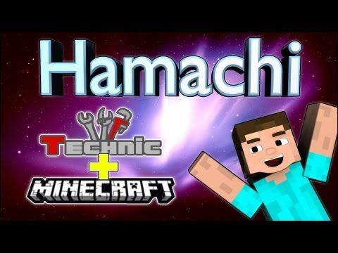 TUTORIAL How To Set Up HAMACHI To Port Forward Your MINECRAFT Or - Minecraft privat server erstellen hamachi