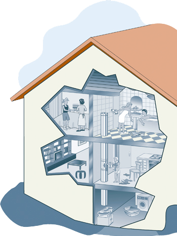 easy line w scheschacht komplett pakete sichtbarer w scheschacht dream house pinterest. Black Bedroom Furniture Sets. Home Design Ideas