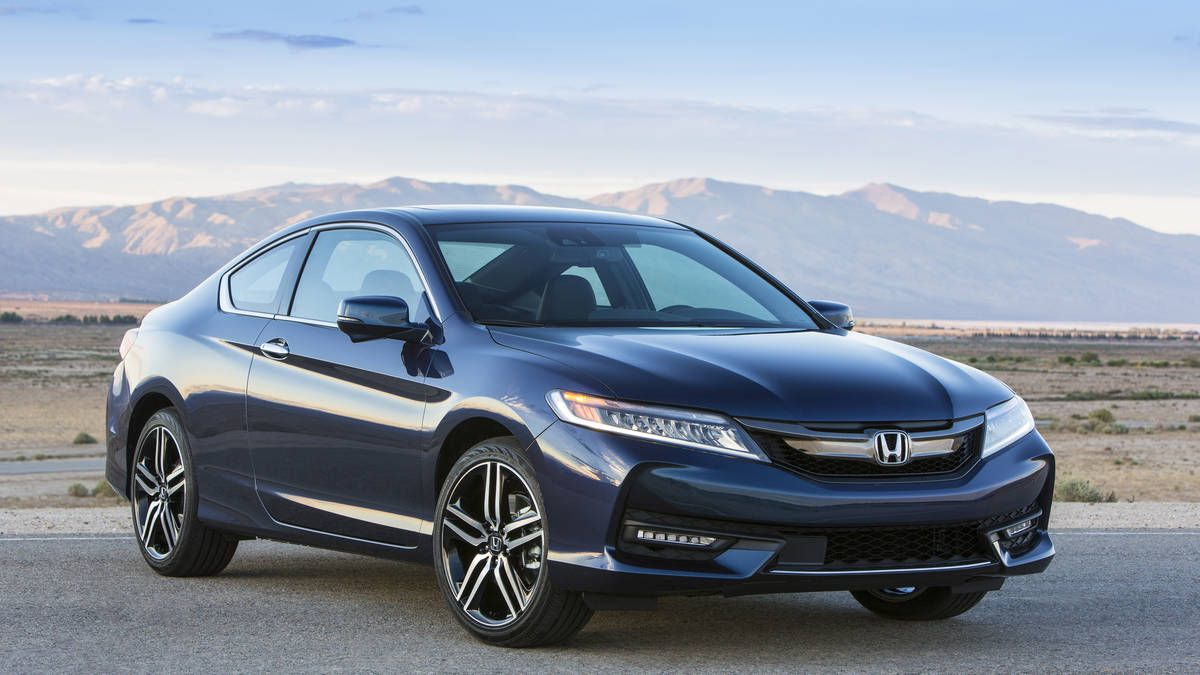 2017 Honda Accord Coupe V6 review Sports coupe or just