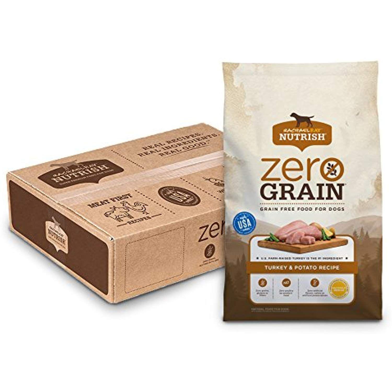Rachael Ray Nutrish Zero Grain Natural Dry Dog Food Grain Free