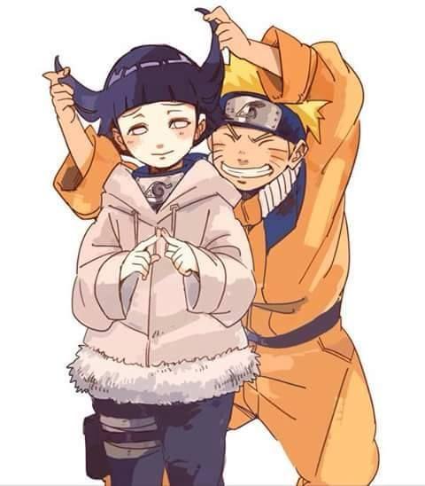 Naruto et Hinata!