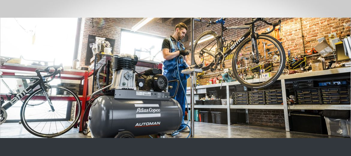 Since 1873, Atlas Copco is the leading Industrial