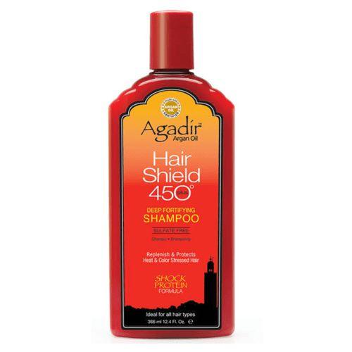 شامبو زيت الأرغان حماية عميقة للشعر 366 مل من اغادير متجر راق Argan Oil Hair Hair Oil Fortifying Shampoo