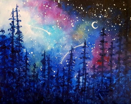 Local Acrylic Painting Classes