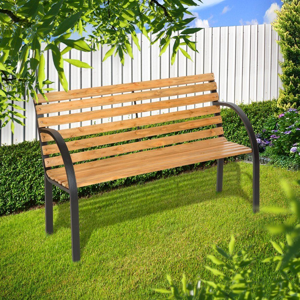 Gartenbank Wetterfest Holz Holz Gartenbank Wooden Garden