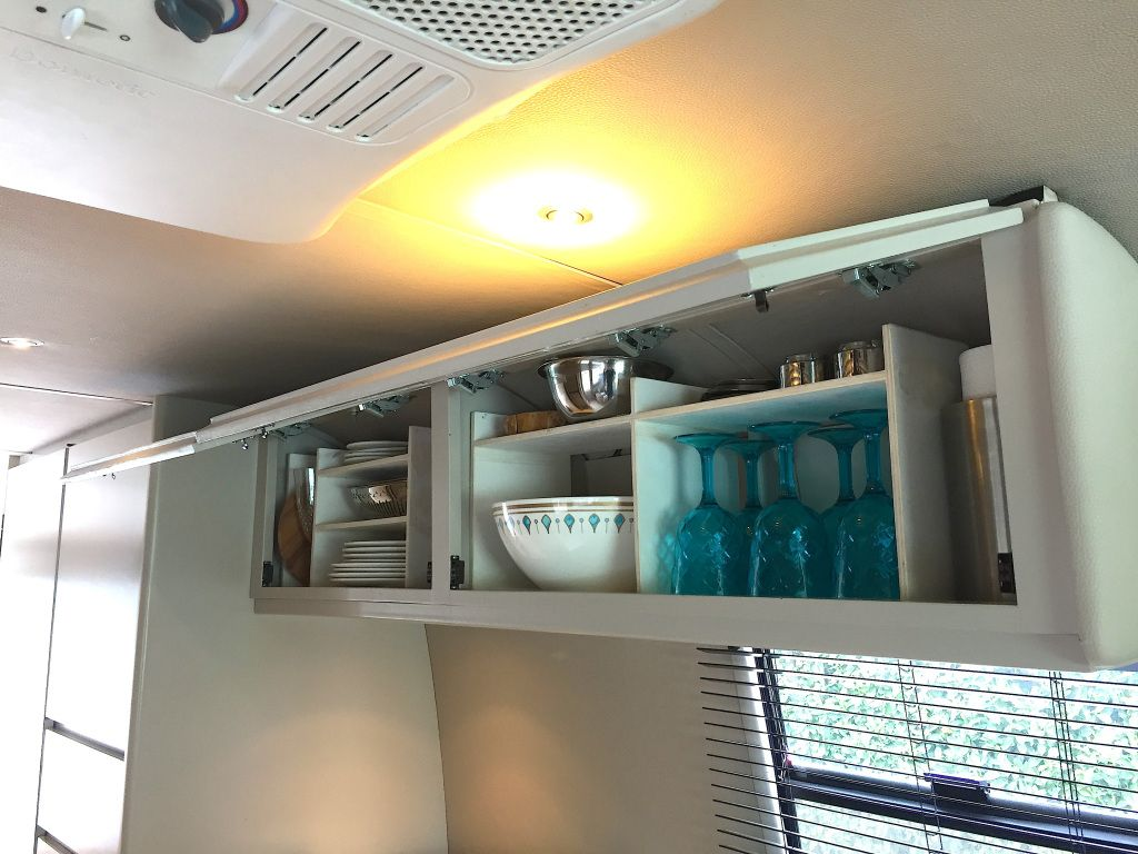 Kitchen cabinets storage before and after (final update ...