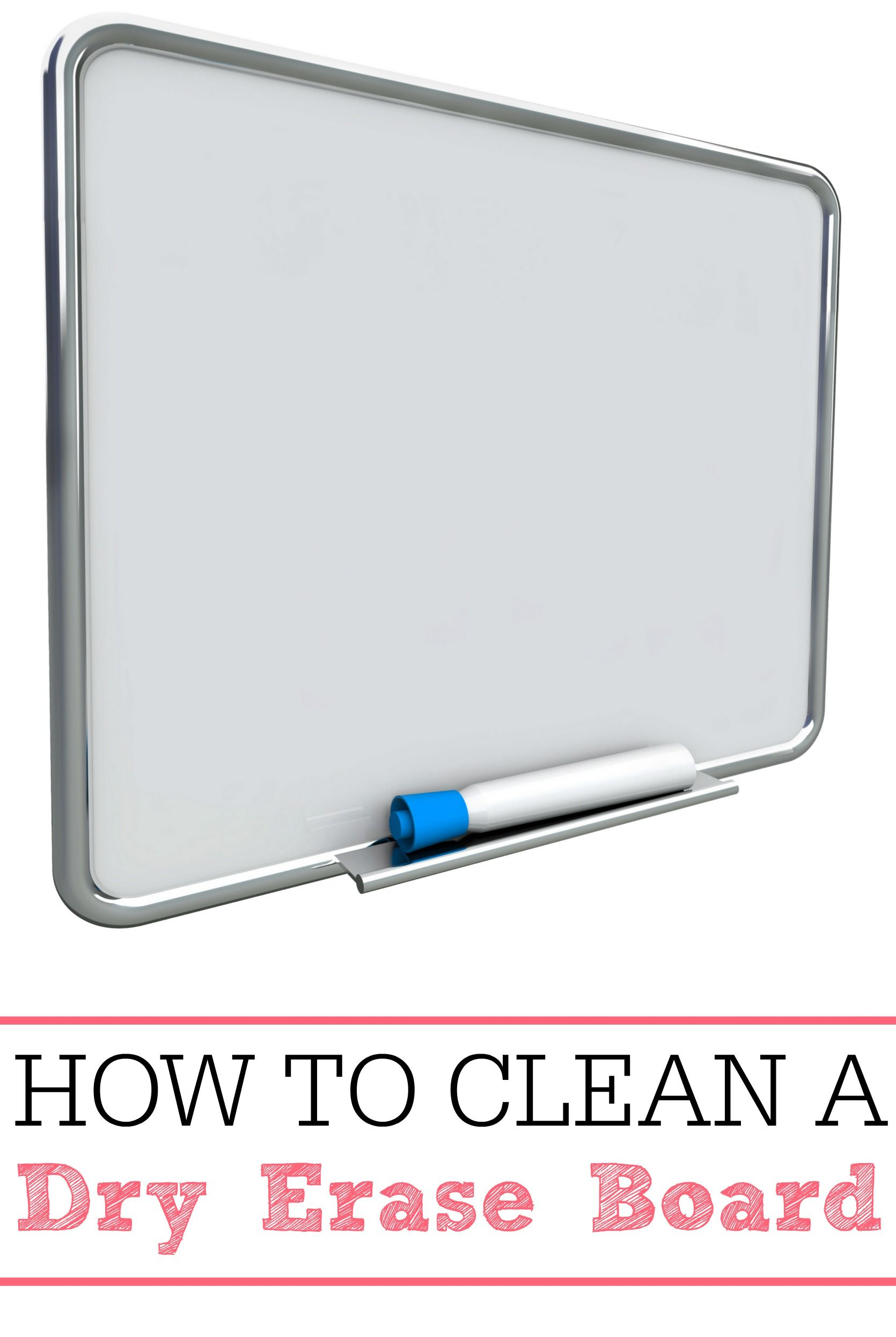 How To Clean A Dry Erase Board Dry Erase Board Diy Dry Erase Board Clean Dry Erase Board
