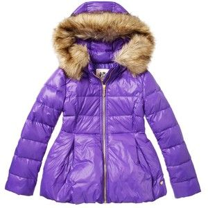 Juicy Couture Girls Puffer Bubble Coat   LC Girl Clothing and ...