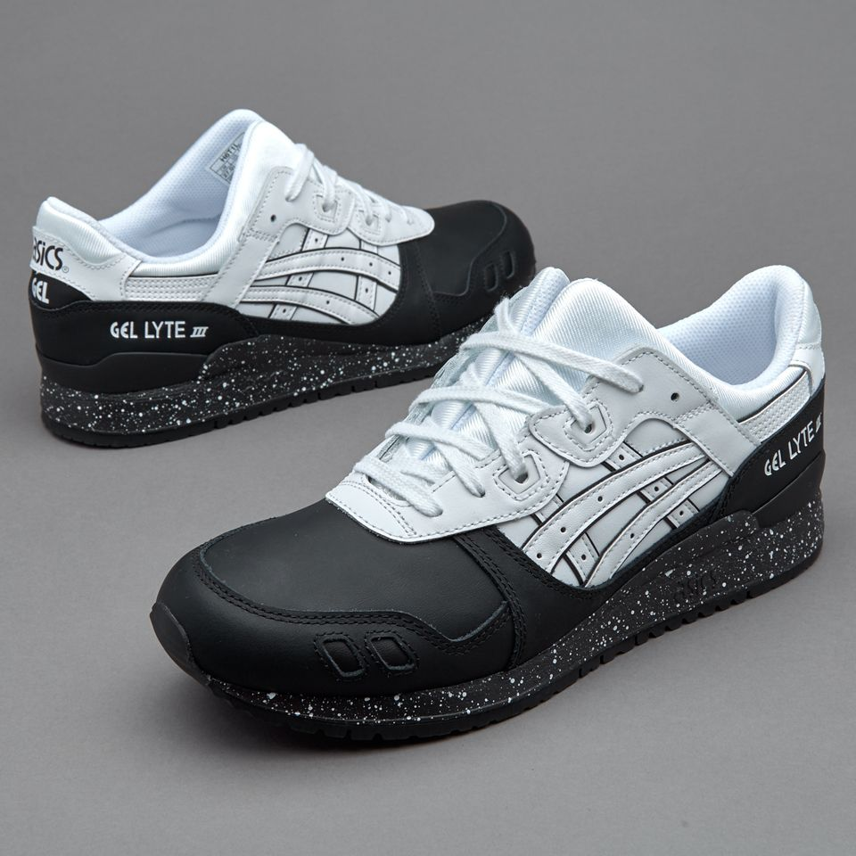 ASICS GEL-Lyte III Yin & Yang - Mens Shoes - White - H6T1L-0101