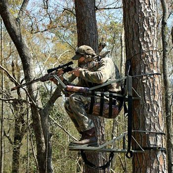 New Climber Deer Game Hunting Climbing Tree Stand