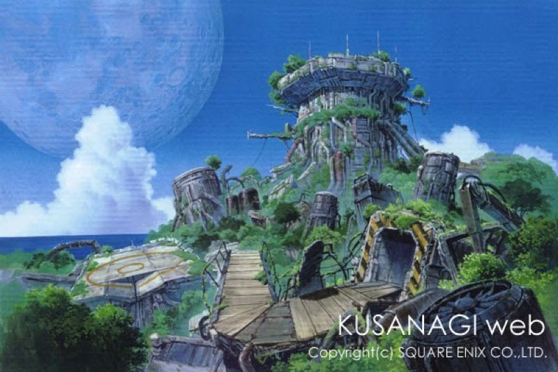 An Impressive Resume of Anime and Video Game Backgrounds Game - impressive resume