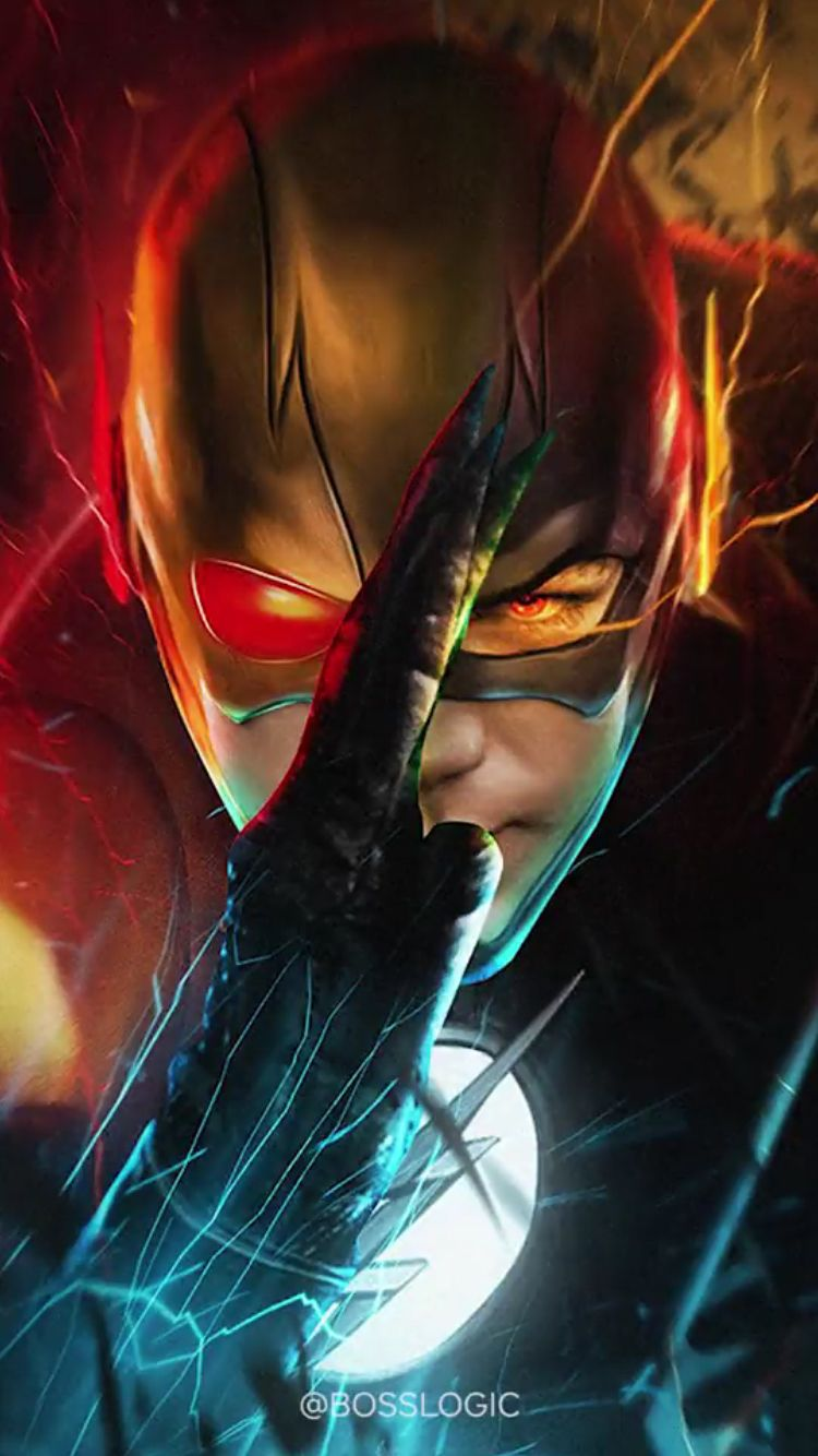 Found This On Igns Snap Chat Blog It S Freakin Sweet Flash Wallpaper Flash Vs The Flash