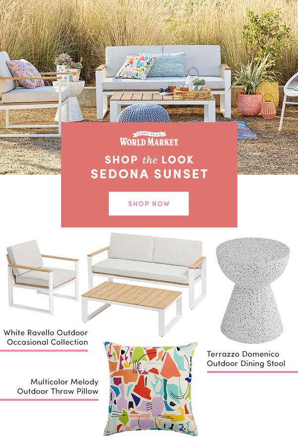 Sedona Sunsetoutdoorshop By Roominspiration Outdoor Entertaining Decor Minimalist Outdoor Furniture Outdoor Furniture Inspiration