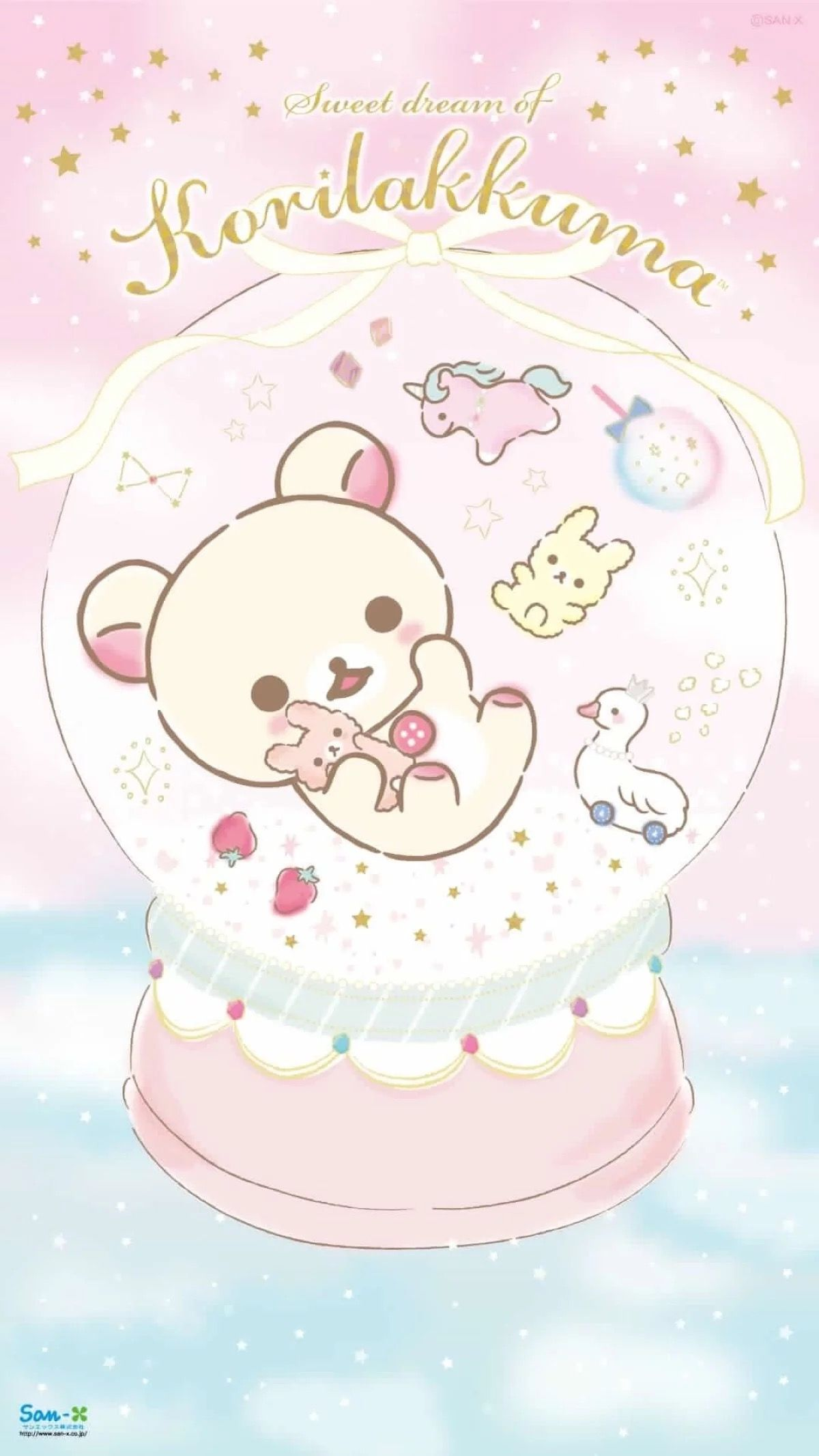 Pin By Pankeaw On Rilakkuma