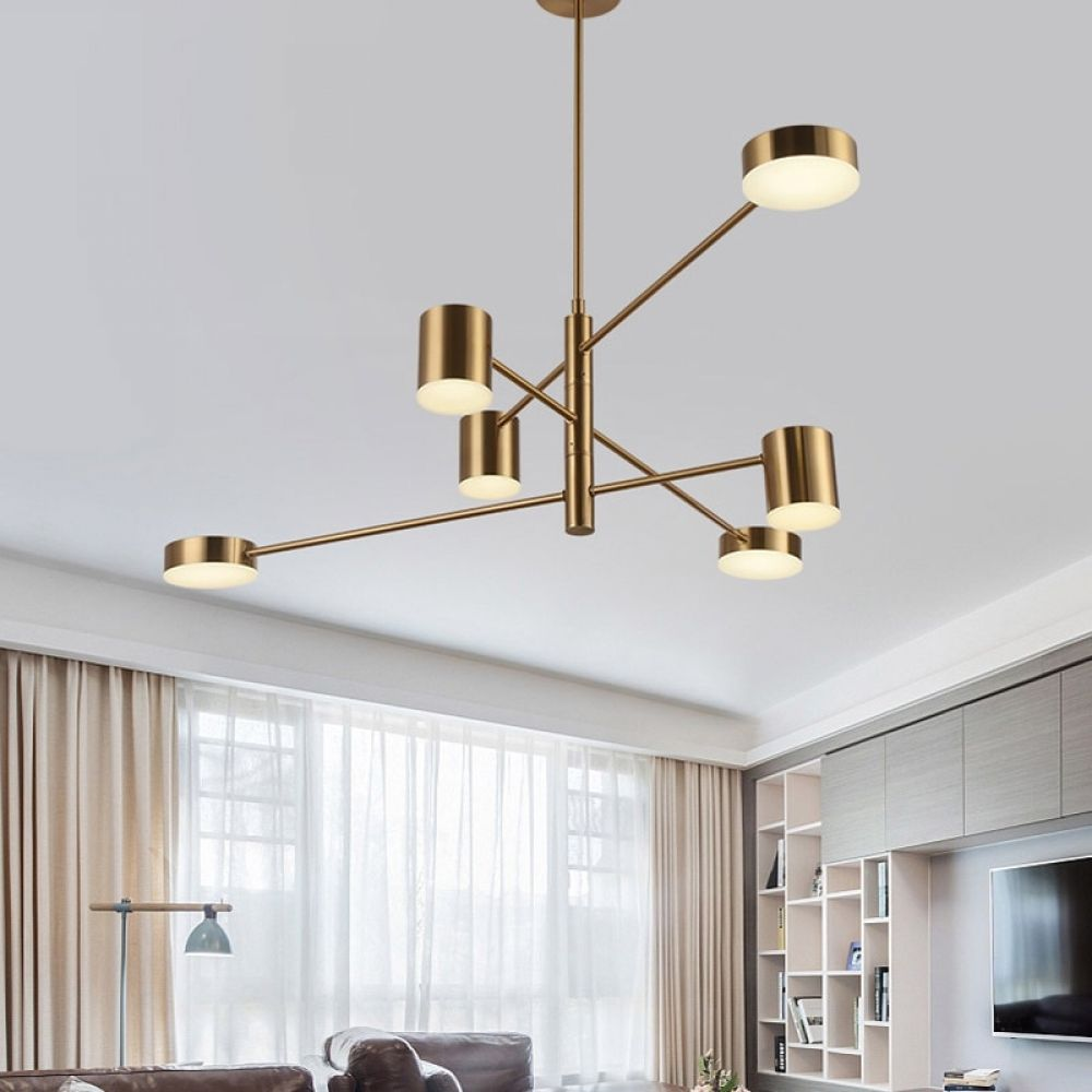 Led Rotatable Ceiling Lights With 6 Lights 119 00 Https