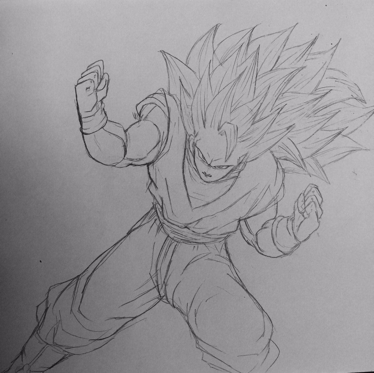 Niedlich Ssgss Goku Malvorlagen Zeitgenössisch - Malvorlagen-Ideen ...