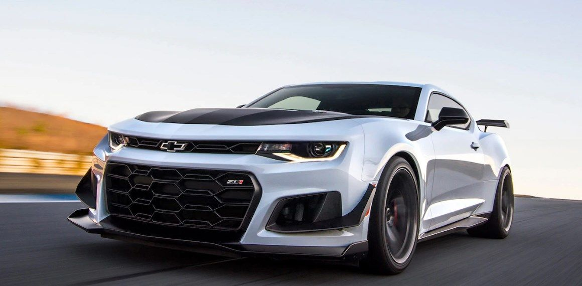 2020 Chevy Camaro Zl1 Exterior Interior Engine Price In