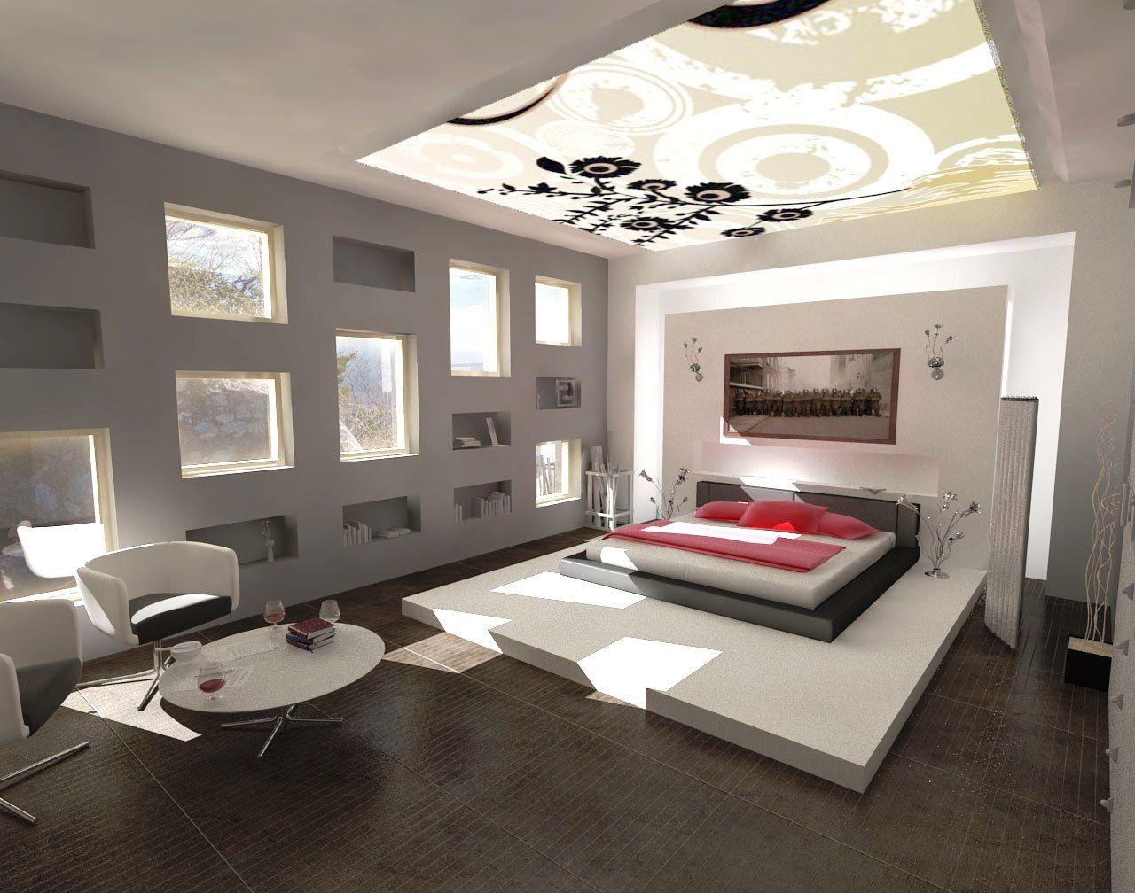 Cute Teenage Girl S Room Modern Bedroom Interior Modern Interior Design Minimalist Interior Design Modern bedroom maskulin design