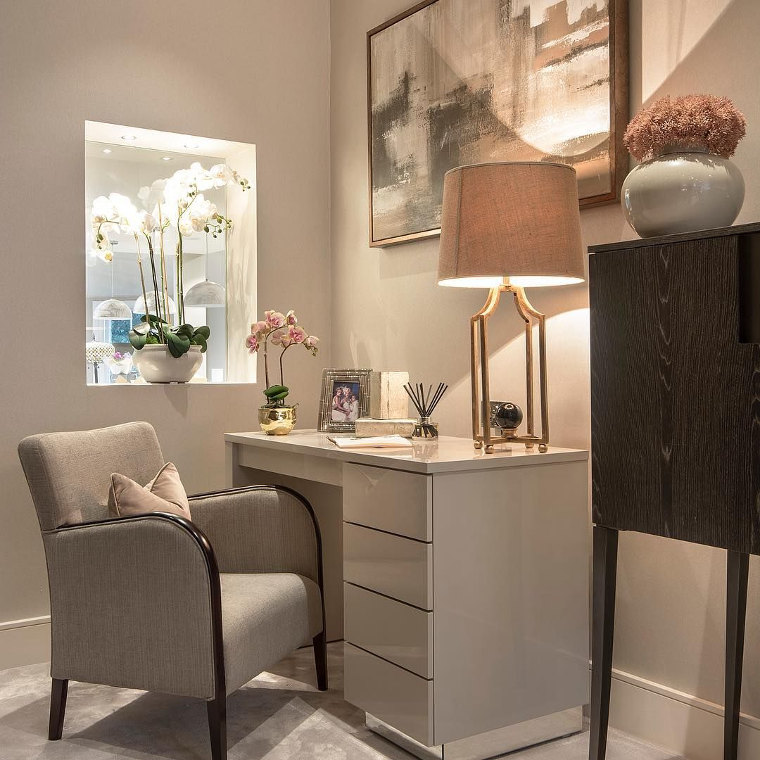 Cosy Homeoffice:  Cosy Reading Area We Designed In This Family Home