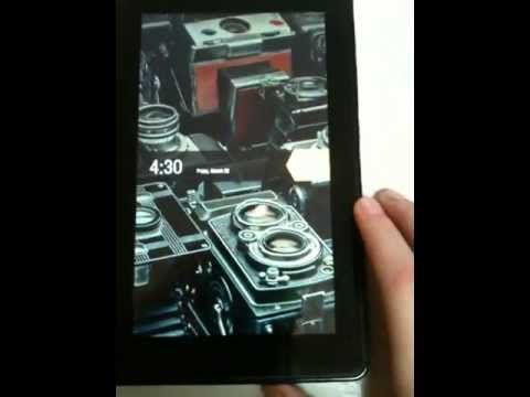 How To Change Lock Screen Background On Kindle Fire Lock Screen Backgrounds Change Locks Kindle Fire