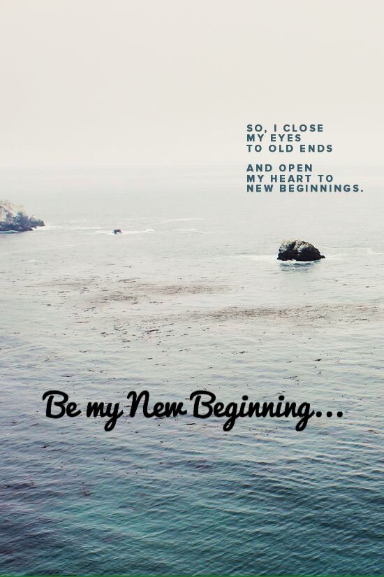 New Life Together Quotes: Be My Beginning And My Ending... A Life Together...
