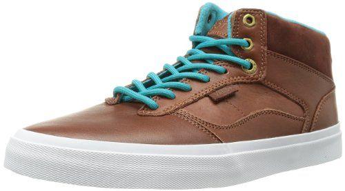 115fd4bfd2 Vans OTW Men's Bedford Boot Mid Brown White Sneaker Skate Shoe US Men's  Size 10.5 null #OTW #leathersneakers